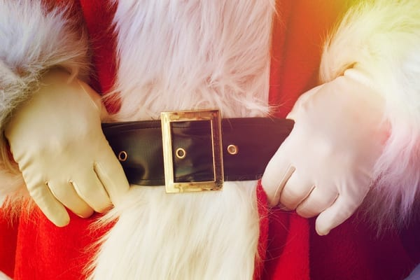 Does Santa Have a Work Happiness Problem?
