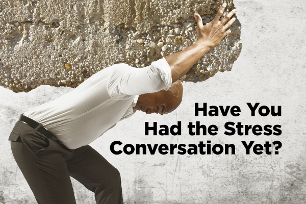 Stress: Get the Data Behind the Dysfunction
