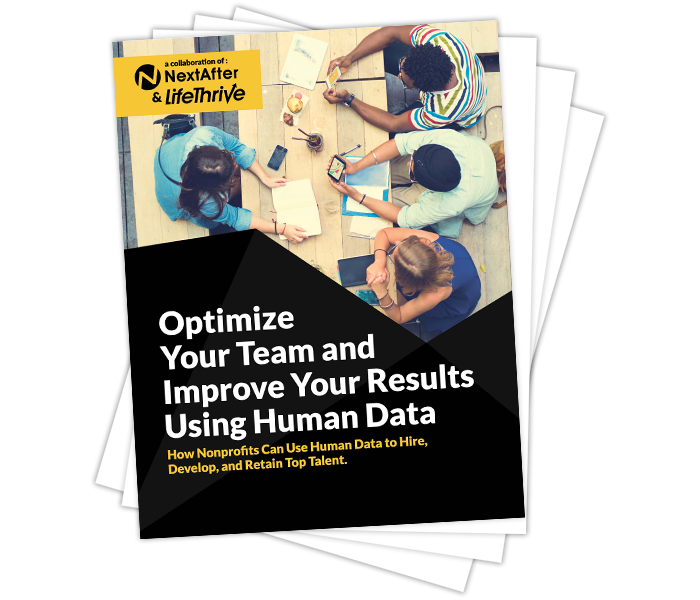 Optimize Your Team and Improve Your Results Using Human Data