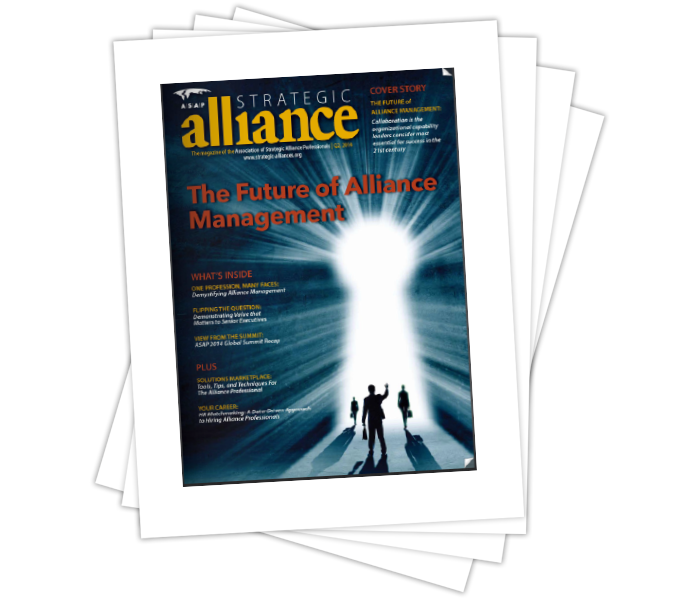 The Future of Alliance Management