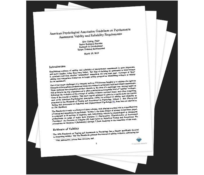 Assessment Protocols Explained