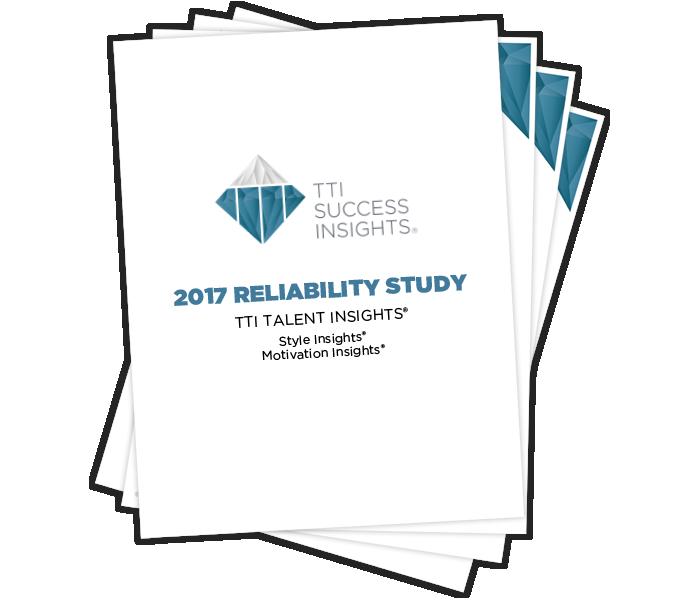 2017 Reliability Study
