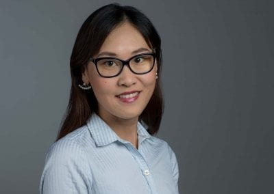 Kefei Wang Global Business Manager