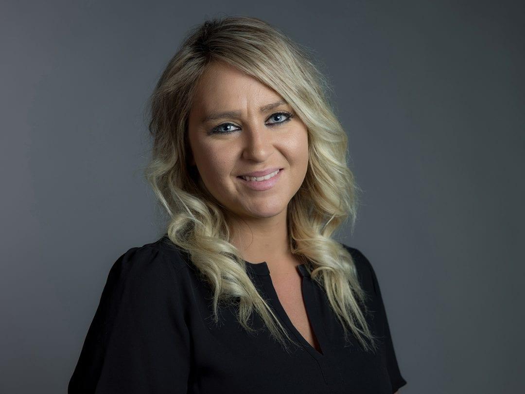 Nikki Venechuk Receptionist