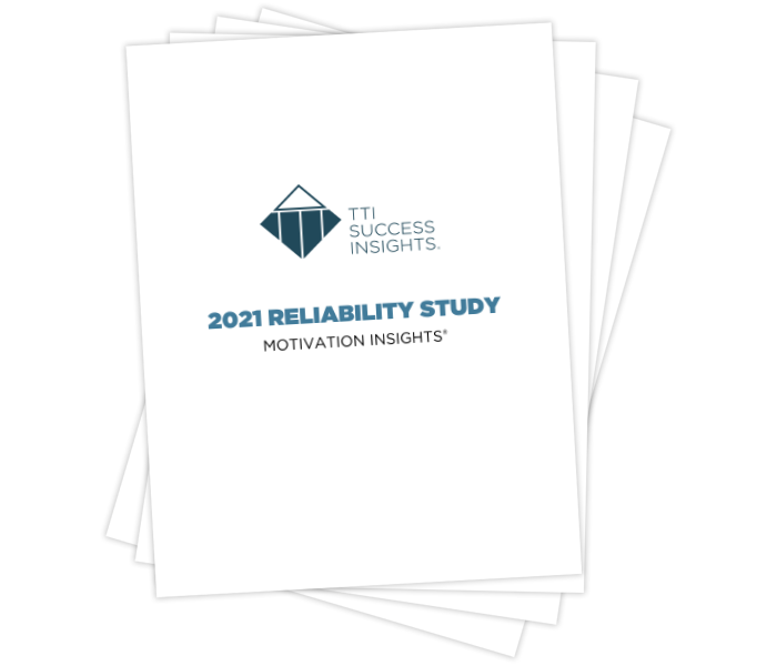 Motivation Insights® 2021 Reliability Study